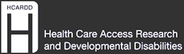 HCARDD Health Care Access Research and Developmental Disabilities