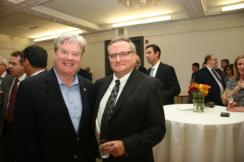 David Barber and Bohodar Rubashewsky b