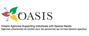 OASIS Logo with name
